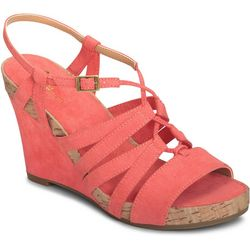 A2 by Aerosoles Womens Poppy Plush Strappy Sandal
