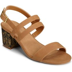 A2 by Aerosoles Womens Mid Size Sandals