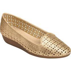 A2 by Aerosoles Womens Parchment Shoes