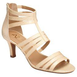 A2 by Aerosoles Womens Pastel Dress Sandals