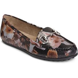 A2 by Aerosoles Womens Drive Back Moccasin Loafers