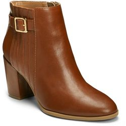 A2 by Aerosoles Womens Great Wall Ankle Boots