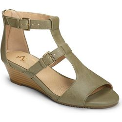 A2 by Aerosoles Womens Applause Sandals