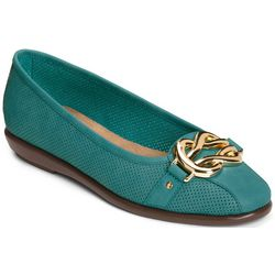 A2 by Aerosoles Womens Better Luck Flats