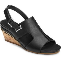 A2 by Aerosoles Womens Pound Cake Wedge Sandals