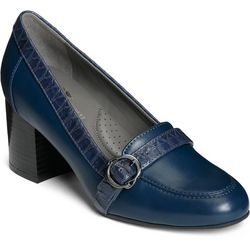 A2 by Aerosoles Womens Domain Heeled Loafer