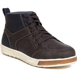 Deer Stags Boys Landry High Top Sneaker Boot