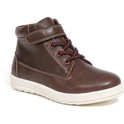 Deer Stags Boys Niles High Top Sneaker Boots