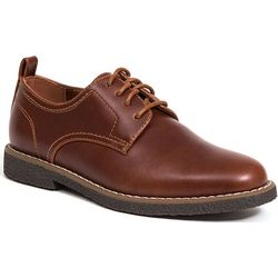 Deer Stags Boys Zander Oxfords