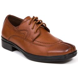 Deer Stags Boys Brilliant Dress Shoes