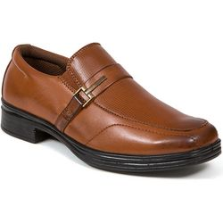 Deer Stags Boys Bold Dress Shoes