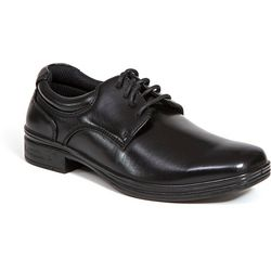Deer Stags Boys Blazing Dress Shoes