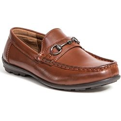 Deer Stags Boys Latch Dress Shoes