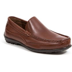 Deer Stags Boys Booster Dress Loafers