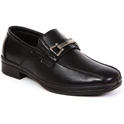 Deer Stags Boys Point Dress Shoes