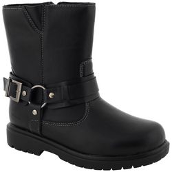 Deer Stags Boys Curb Pull-On Boots