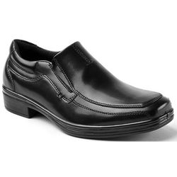 Deer Stags Boys Wise Slip-On Dress Shoes