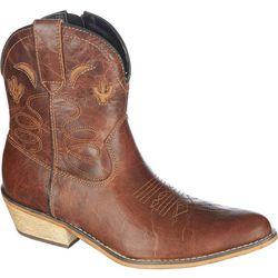 Dingo Womens Adobe Rose Cowboy Boots