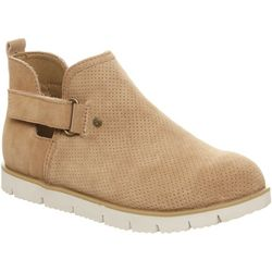 BEARPAW Womens Zoe Ankle Boots