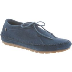BEARPAW Womens Ellen Moc Toe Shoes