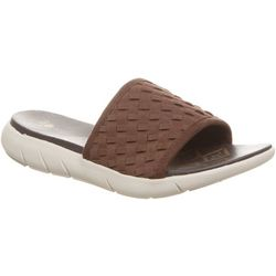 BEARPAW Womens Delphine Slide Sandals