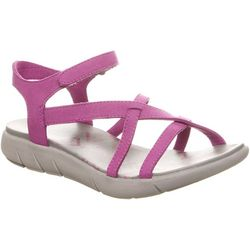 BEARPAW Womens Lydia Strappy Sandals