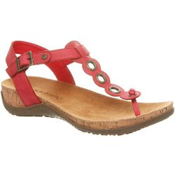 BEARPAW Womens Jean Grommet Sandals