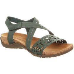 BEARPAW Womens Glenda Strappy Sandals