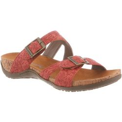 BEARPAW Womens Maddie Slip-On Sandals