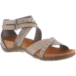 BEARPAW Womens Julianna Studded Sandals