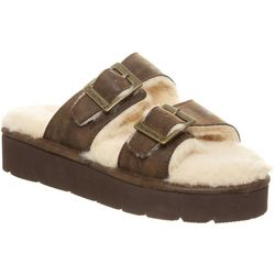 BEARPAW Womens Giana Slip-On Sandals