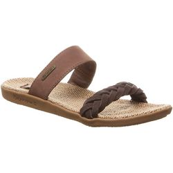 BEARPAW Womens Ash Braid Sandals