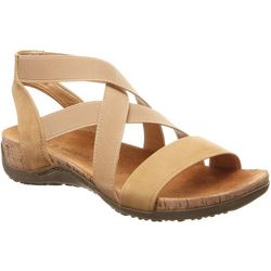 BEARPAW Womens Brea Strappy Sandals