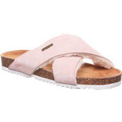 BEARPAW Womens Britton Slide Sandals