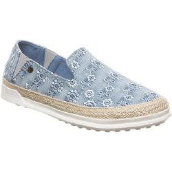 BEARPAW Womens Dixie Slip-On Loafers