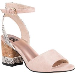 Muk Luks Womens Priscilla Sandals