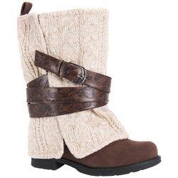 Muk Luks Womens Nikita Boots