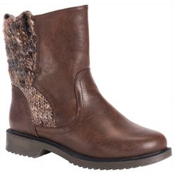 Muk Luks Womens Karlie Boots