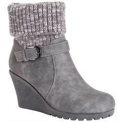 Muk Luks Womens Georgia Boots