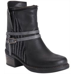 Muk Luks Womens Nina Ankle Boots