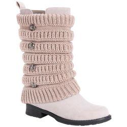 Muk Luks Womens Alissa Boots