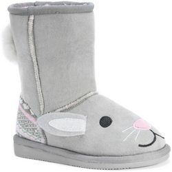 MUK LUKS Little Girls Trixie Bunny Boots