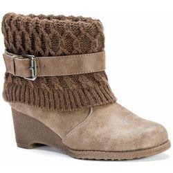 Muk Luks Womens Deena Boots