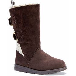 Muk Luks Womens Luna Boots