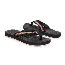Muk Luks Womens Shore Vacation Flip Flops