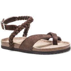 d0157e8a3e5 Muk Luks Womens Estelle Sandals