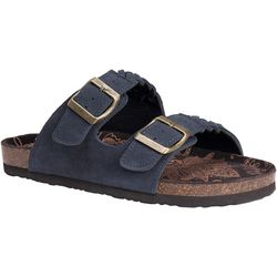 Muk Luks Womens Juliette Sandals