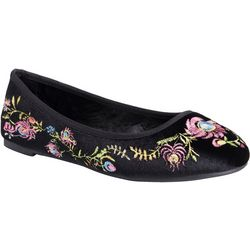 Muk Luks Womens Romy Floral Shoes