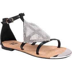 Muk Luks Womens Linzie Sandals
