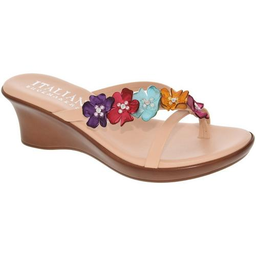 a2ecfce44a51 Italian Shoemakers Womens Opal Sandals